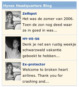 Hyves HQ Blog