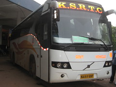 bus for bangalore to goa and back