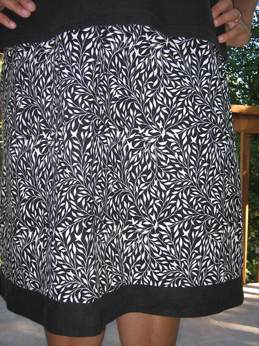 Close-up of Skirt