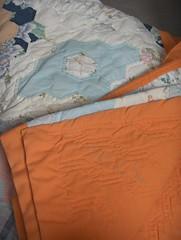 childhood quilt