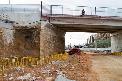 Pont de Sant Adrià - NORTE -  15-11-10