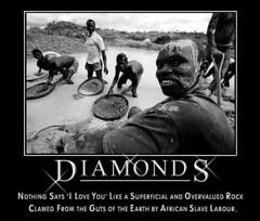 diamonds: its to die for...