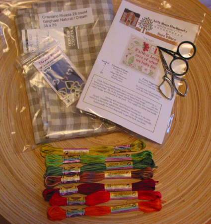 Stitching Bits and Bobs
