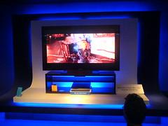 Samsung Plasma-Ausstellung
