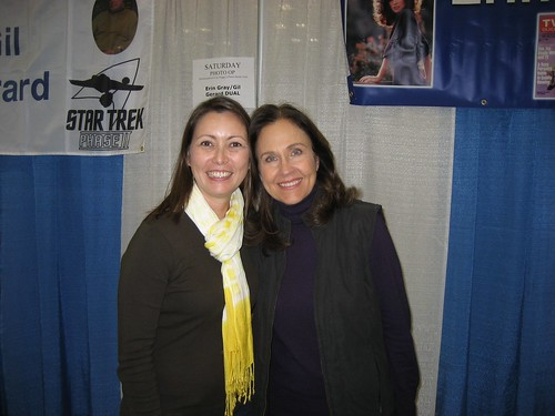 Cathy & Erin Gray