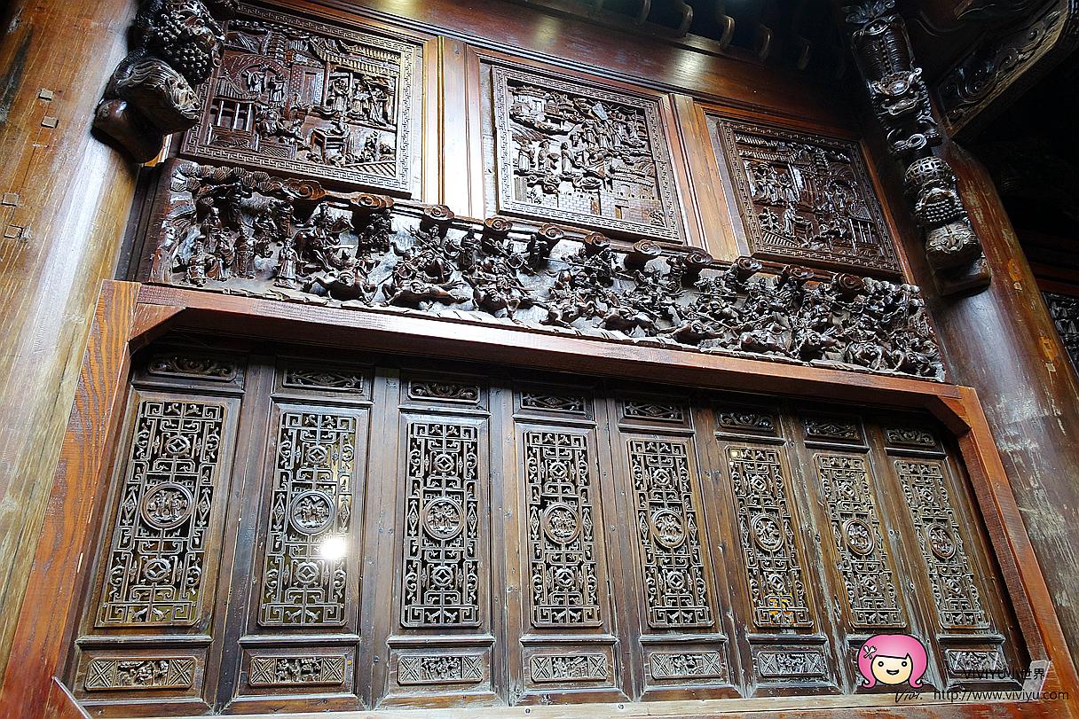 [蘆竹.美食]◆蘆竹大夫第◆安徽原裝.古典徽式書香世家宅邸~老宅喝咖啡 @VIVIYU小世界