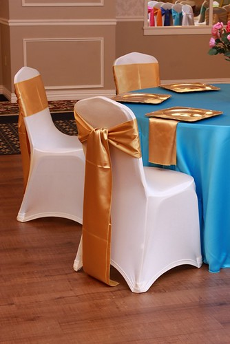 gold chair covers to rent adirondack chairs wood choice party linens inc cover spandex