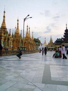 Yangon 2008 - Myanmar 43