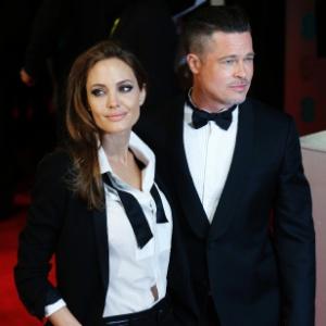 """""""Espero que não"""", diz Angelina Jolie sobre filhos serem atores"""