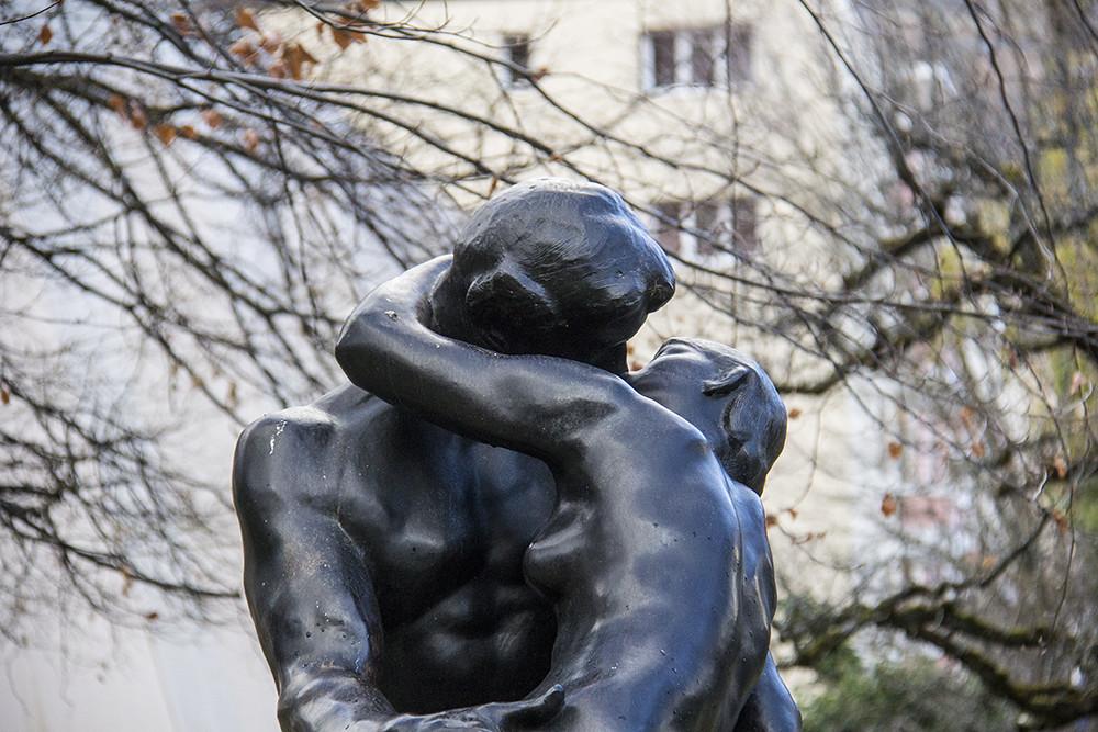 Fondation Gianadda - Rodin - O beijo de perto