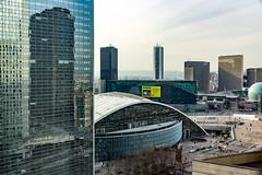 Paris - La Défense - Vue du 16ieme de la tour Engie