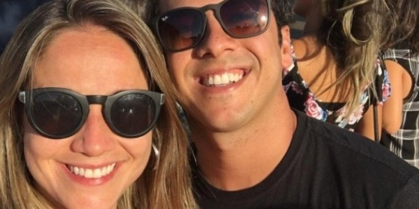 """""""Carinho e respeito continuam"""", diz ex de Fernanda Gentil sobre separação"""