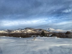 La Sal Mountains, Utah