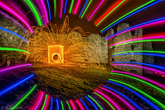 "Lightpainting - Burg Flossenbürg • <a style=""font-size:0.8em;"" href=""http://www.flickr.com/photos/58574596@N06/25785674075/"" target=""_blank"">View on Flickr</a>"