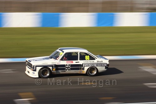 HSCC Super Touring Car Trophy at the Donington Historic Festival 2016