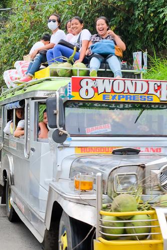 Local transport. Banaue