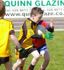090 Loughmacrory at U8 Football Blitz Apr2016