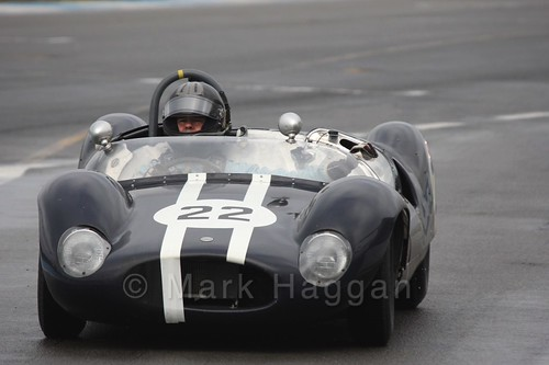 Stirling Moss Trophy at the Donington Historic Festival 2016