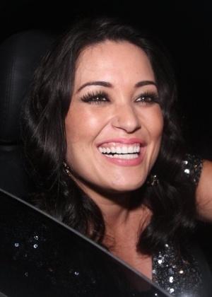 """""""Jamais me chutaria"""", diz Milene Pavorô sobre chute que levou de Ratinho"""