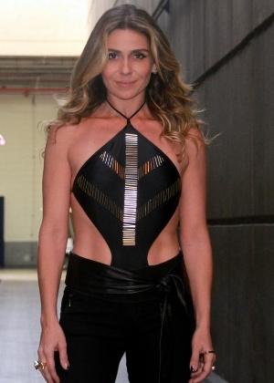 """""""Quero fazer festão"""", diz Giovanna Antonelli sobre chegada dos 40"""