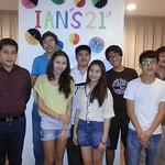 Yeldos, Puay, Aidiana and Daniyar experiencing Family togetherness