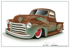 49 Rust Truck