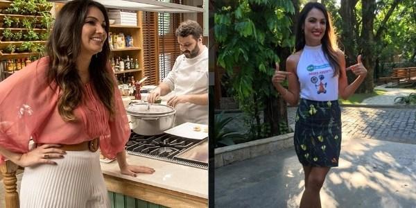Com reeducação alimentar, Patrícia Poeta perde 10 quilos