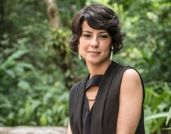 """Andreia Horta será filha de Tiradentes em novela: """"Ela é incorruptível"""""""