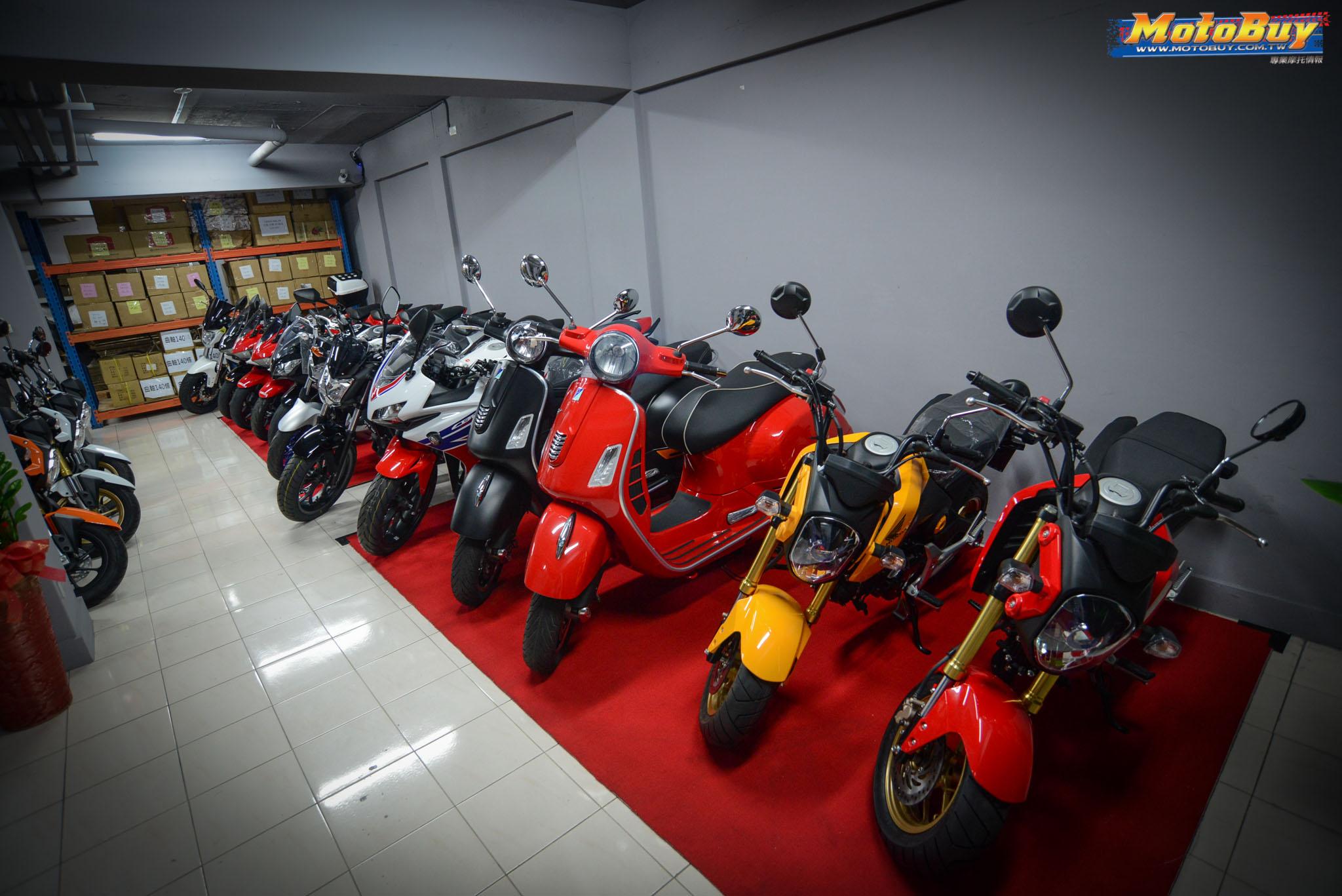 [店家介紹] 武田團隊新據點開幕!專業分工,服務加值 - 武田重車   MotoBuy