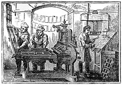 incisione tipografia