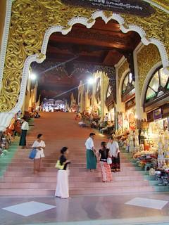 Yangon 2008 - Myanmar 40