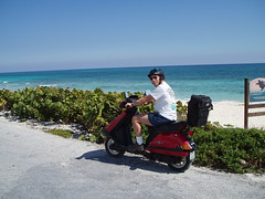 2005 01 26 Cozumel scooter excursion