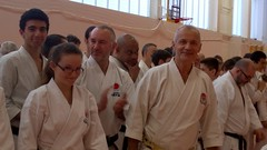 Gasshuku International JKA 2016 - Collonges-ss-Salève