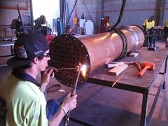 Tube Condenser  Process