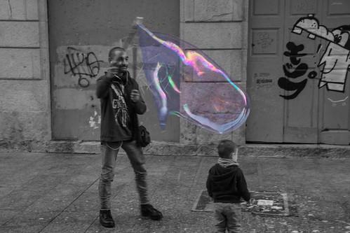 Escenas Urbanas - de Víctor Manuel Fernández