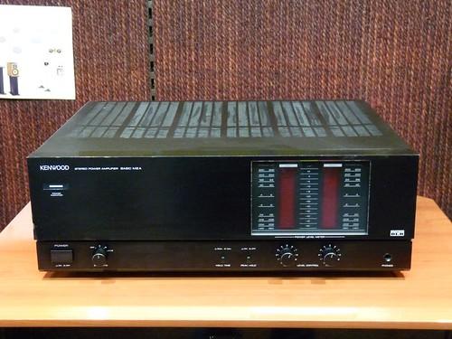Amplificateur de puissance Kenwood Basic M2A
