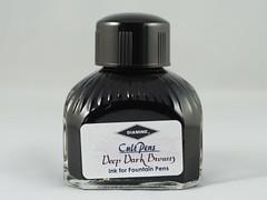 Cult Pens Deep Dark Brown - Close Up