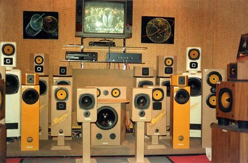 Composium Electronic Quimper Années 1990