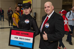 "Lex Luthor for President C2E2 2016 • <a style=""font-size:0.8em;"" href=""http://www.flickr.com/photos/33121778@N02/25332415513/"" target=""_blank"">View on Flickr</a>"