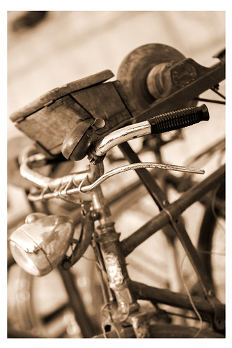 Bicicletas - de Esther Mosquera