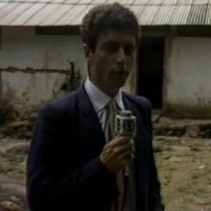 """Nunca tinha vestido paletó"", diz Barcellos ao cobrir morte de Garrincha"