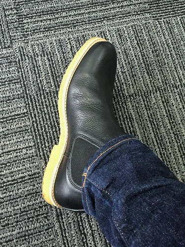 Today is all about...new work shoes