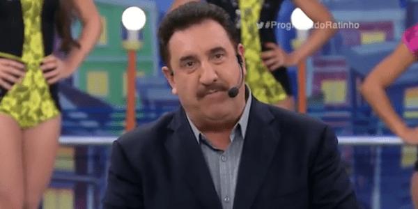 Golpista liga e convida Ratinho para participar do seu próprio programa
