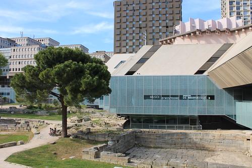 Musée d'Histoire Marseille© C.Chillio - CRT PACA