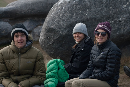 Louie, Rhianne, and Alex