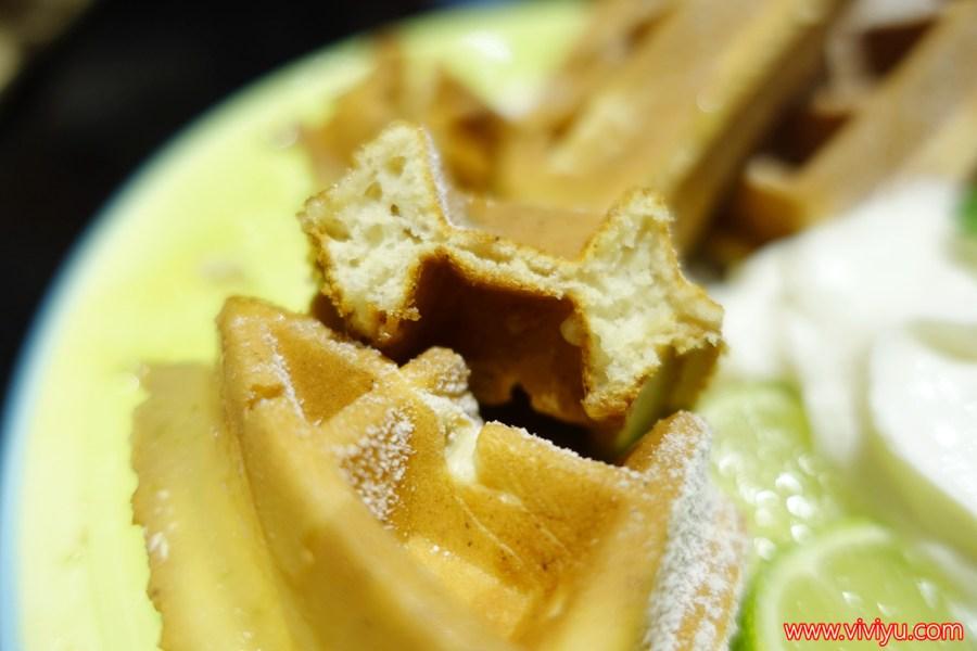 桃園,桃園咖啡,桃園火車站,桃園美食,檸檬鬆餅,美食,鬆餅 @VIVIYU小世界