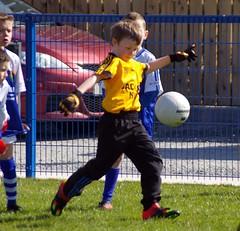 030 Loughmacrory at U8 Football Blitz Apr2016
