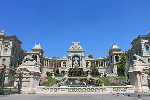 Palais Longchamp© C.Chillio - CRT PACA