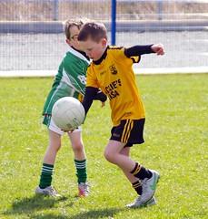 062 Loughmacrory at U8 Football Blitz Apr2016