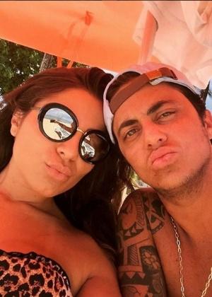 Thammy Miranda reata namoro com ex menos de um mês após separação